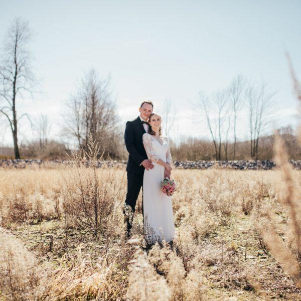 Die erste Hochzeit im Jahr